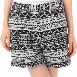 2016年春夏のボヘミアンスタイルを作るOPAQUECLIPのネイティブ柄パンツ