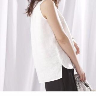 TVドラマ衣装「私 結婚できないんじゃなくて、しないんです」中谷美紀さん(橘みやび)風コーデのシャツ