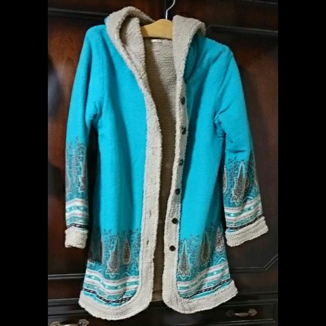 チチカカのコートを使った着回しを募集します。