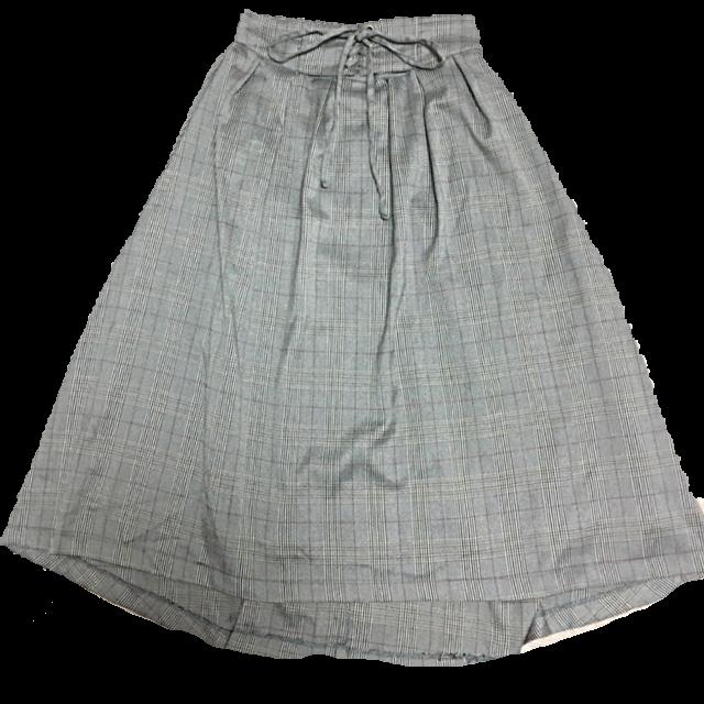 w closetのスカートを使った着回しを募集します。