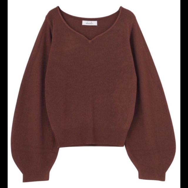 dazzlinのニット/セーターの購入を考えています。