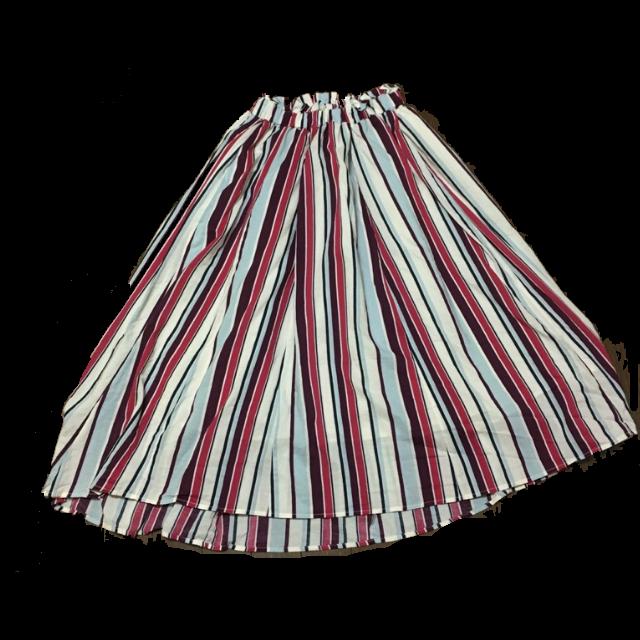 CEPOのミモレ丈スカートを使った着回しを募集します。
