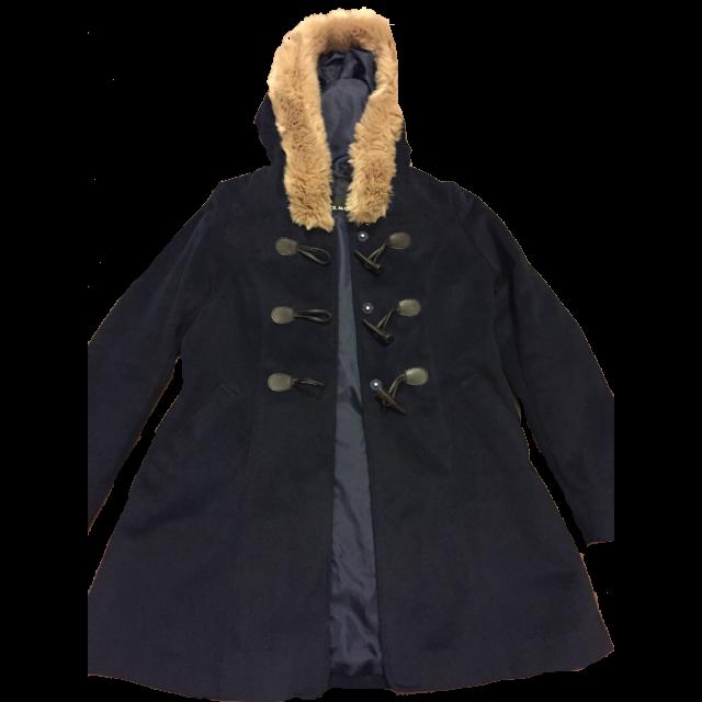 CECIL McBEEのファーコートを使った着回しを募集します。