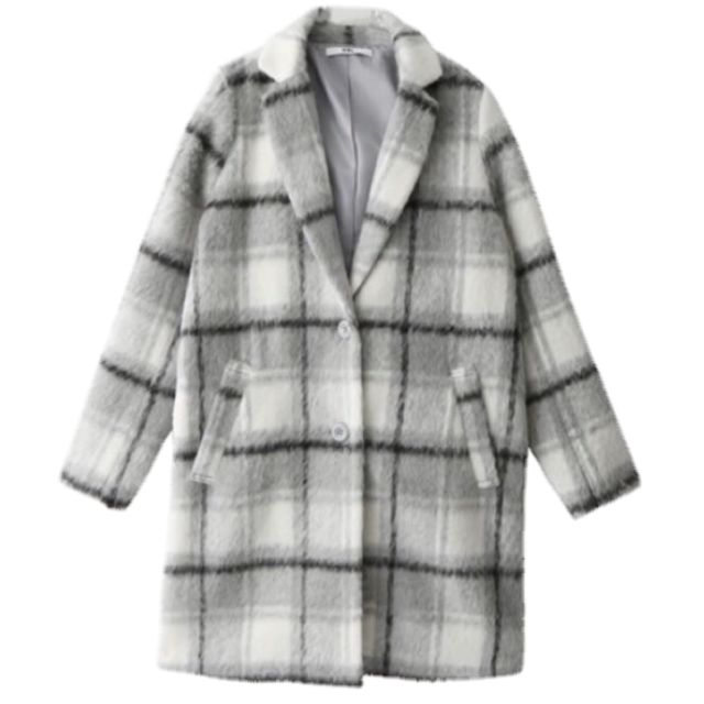 GRLのPコートを使った着回しを募集します。