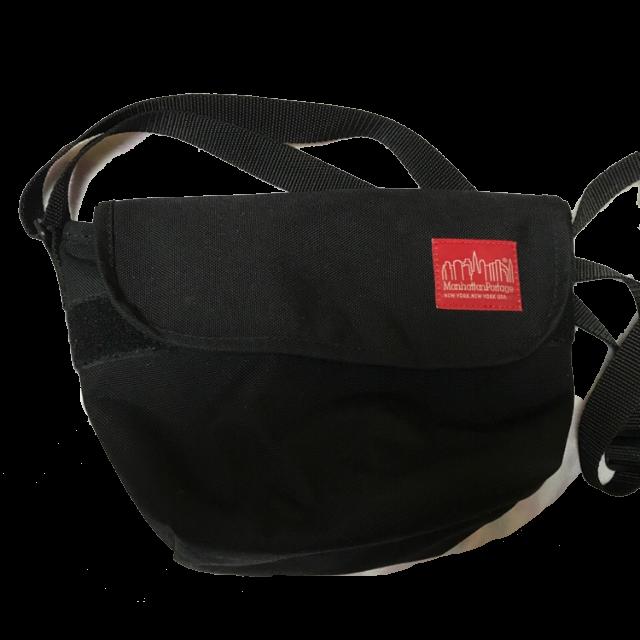 MonhattonPortageのショルダーバッグを使った着回しを募集します。