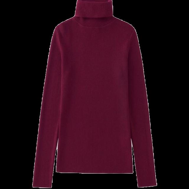 UNIQLOのニット/セーターを使った着回しを募集します。
