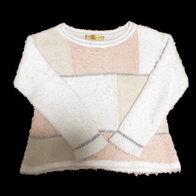 CECIL McBEEのニット/セーターを使った着回しを募集します。
