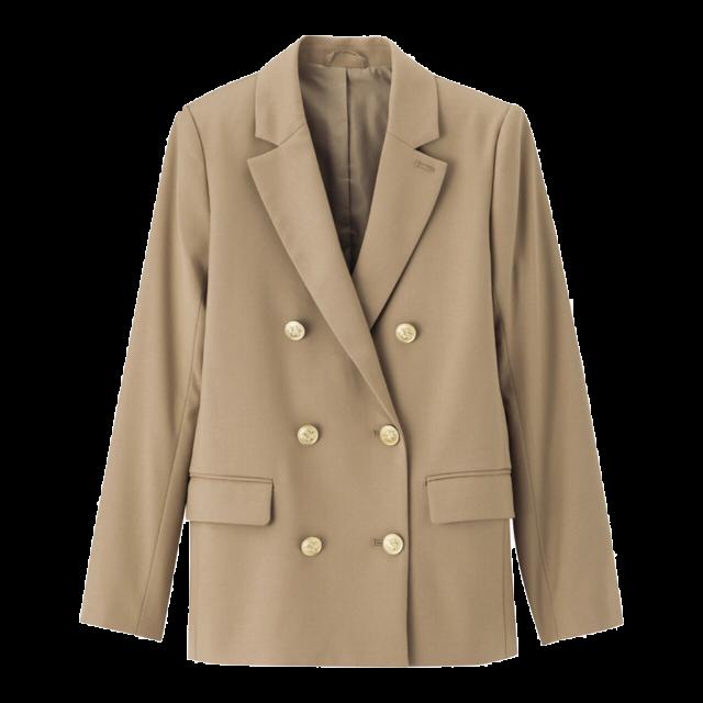GUのテーラードジャケットの購入を考えています。