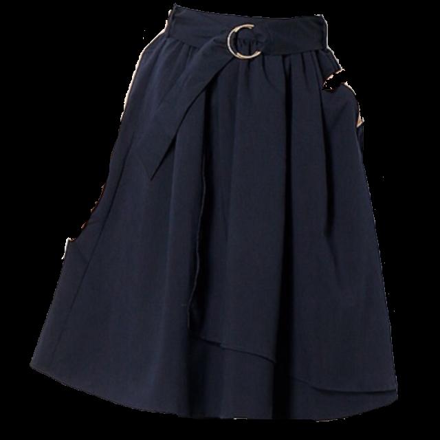 earth music&ecology PremiumLabelのフレアスカートを使った着回しを募集します。