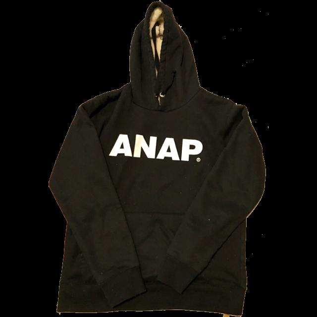 ANAPのパーカー/スウェットを使った着回しを募集します。