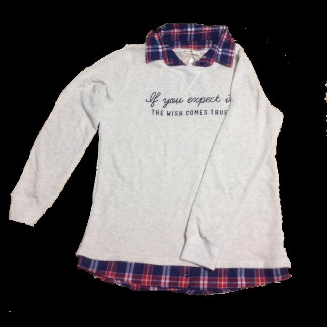 しまむらのシャツ/ブラウスを使った着回しを募集します。