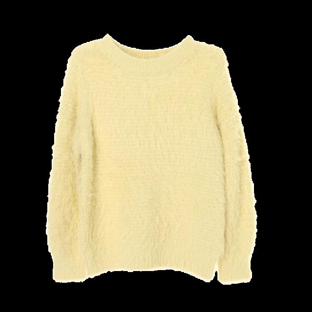 green parks topicsのニット/セーターを使った着回しを募集します。