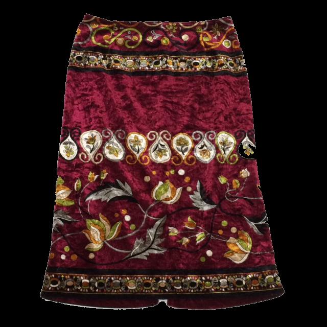 VIVA YOUのひざ丈スカートを使った着回しを募集します。