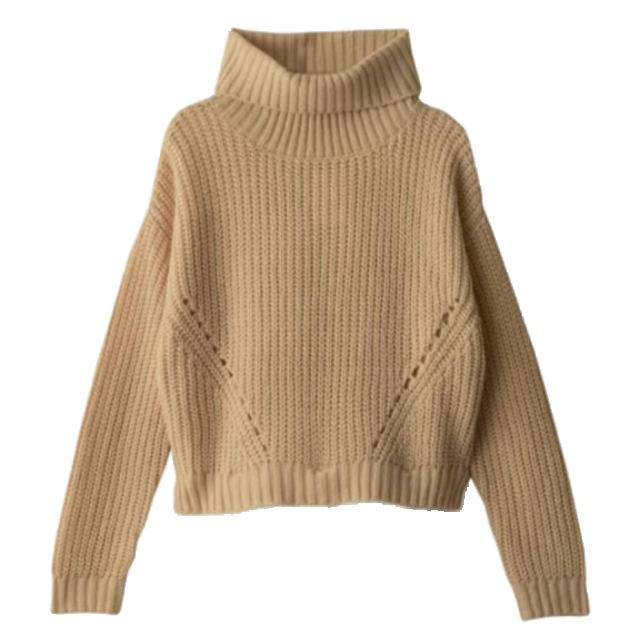 不明のニット/セーターの購入を考えています。