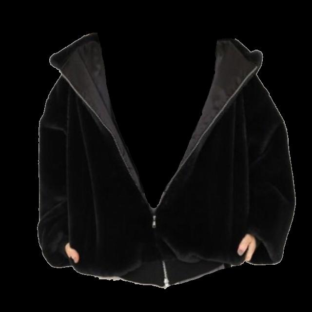 ENVYMのファーコートを使った着回しを募集します。