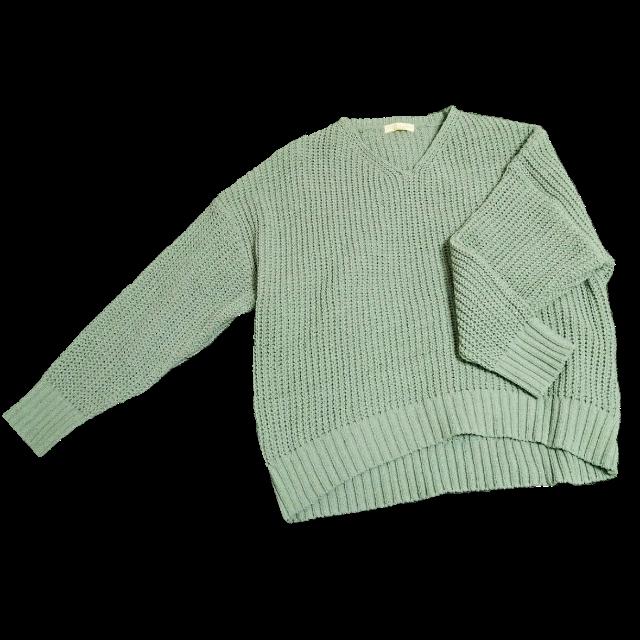 earth music&ecologyのニット/セーターを使った着回しを募集します。