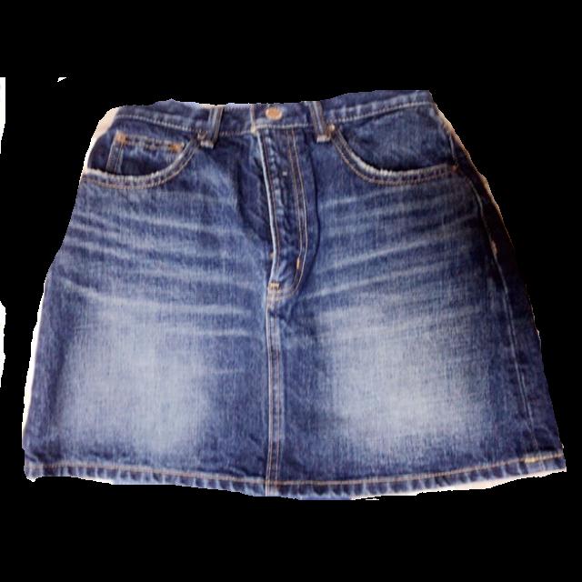 SLYのデニムスカートを使った着回しを募集します。