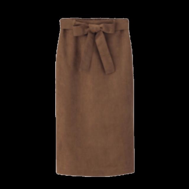 GUのタイトスカートを使った着回しを募集します。