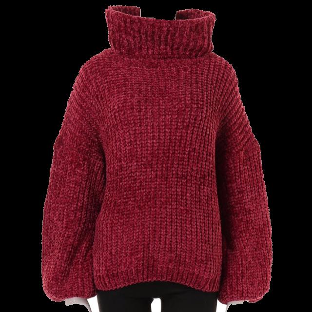 SPIRALGIRLのニット/セーターを使った着回しを募集します。