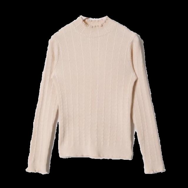 RETRO GIRLのニット/セーターを使った着回しを募集します。