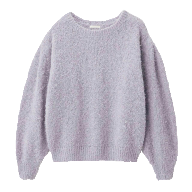 GUのニット/セーターを使った着回しを募集します。