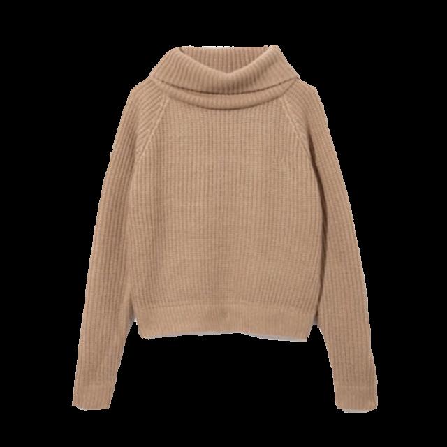 GRLのニット/セーターを使った着回しを募集します。