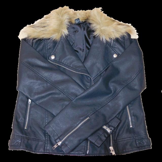 FOREVER 21のライダースジャケットを使った着回しを募集します。