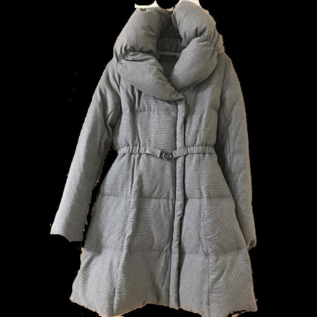 riendaのダウンコートを使った着回しを募集します。