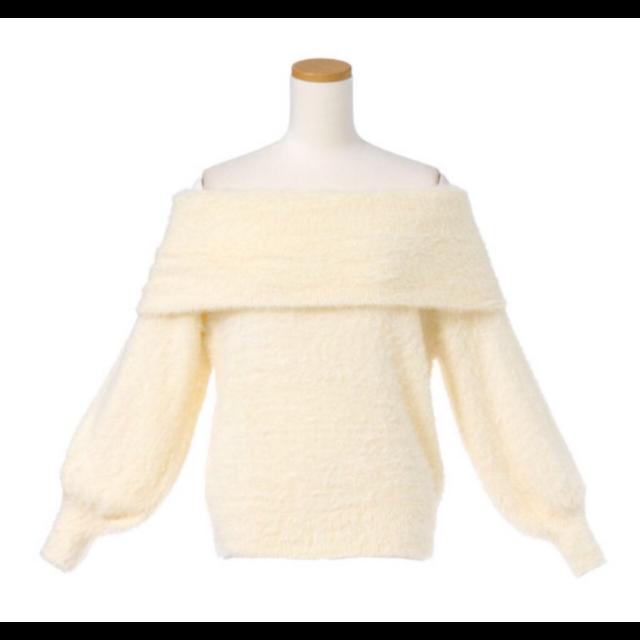 夢展望のニット/セーターを使った着回しを募集します。