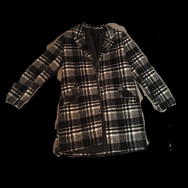 不明のチェスターコートを使った着回しを募集します。