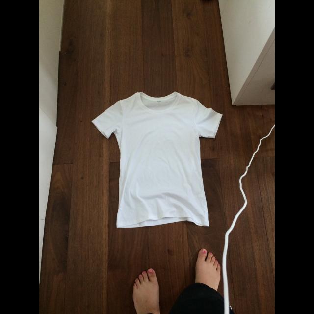 UNIQLOのTシャツ/カットソーを使った着回しを募集します。