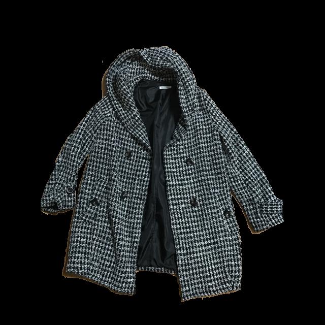 THE SHOP TKのコートを使った着回しを募集します。