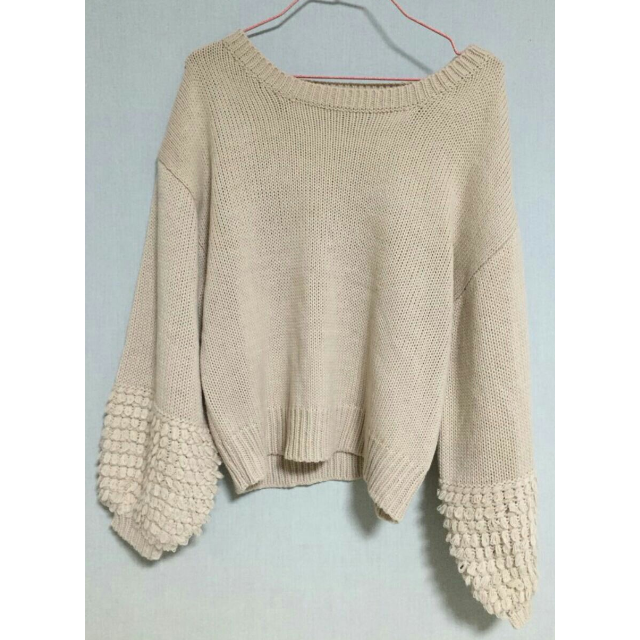 しまむらのニット/セーターを使った着回しを募集します。