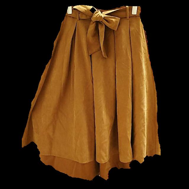 しまむらのフレアスカートを使った着回しを募集します。