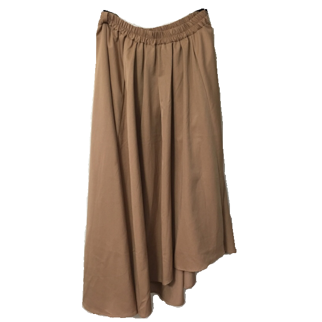IMAGEのマキシ丈スカートを使った着回しを募集します。