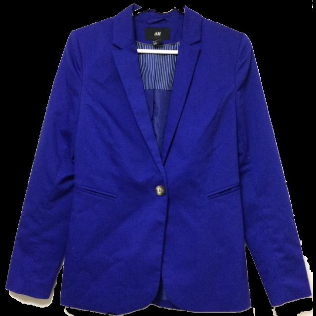 H&Mのテーラードジャケットを使った着回しを募集します。