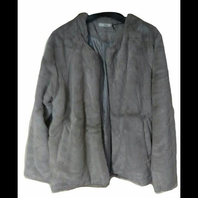 GRLのファーコートを使った着回しを募集します。