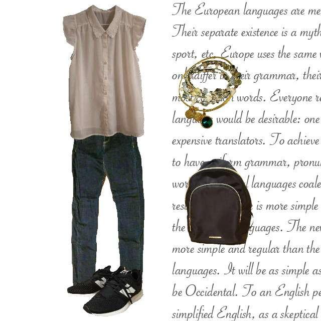 RETRO GIRLのシャツ/ブラウス、INDEXのスキニーパンツ等を使ったコーデ画像