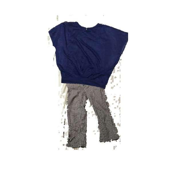 Olive girl by OLIVEdes OLIVEのシャツ/ブラウス、パンツ等を使ったコーデ画像