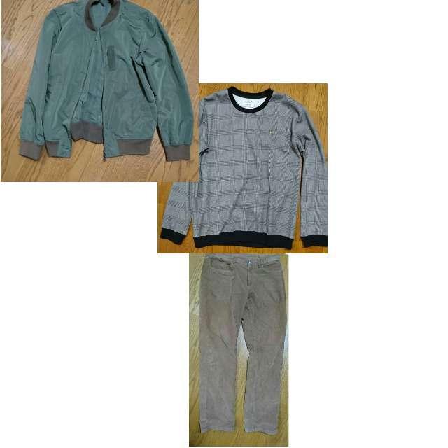 Arnold Palmerのパーカー/スウェット、URBAN RESEARCH DOORSのプルオーバー等を使ったコーデ画像