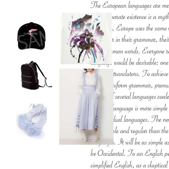 Tシャツ/カットソー、mon Lilyのガウチョパンツ等を使ったコーデ画像