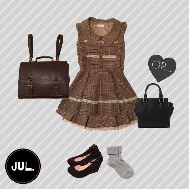 「ガーリー・フェミニン、夏」に関するLIZ LISAのシャツ/ブラウス、LIZ LISAのスカパン等を使ったコーデ画像