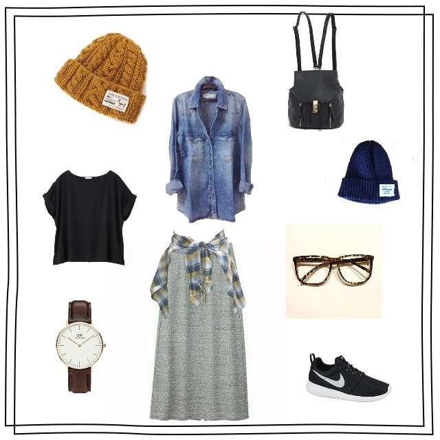 「シンプル、子供とお出かけ」に関するZARAのシャツ/ブラウス、coenのシャツ/ブラウス等を使ったコーデ画像