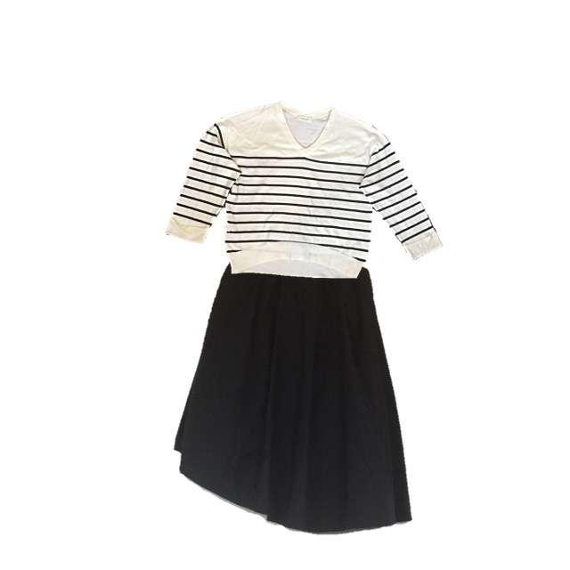 「ナチュラル・リラックス」に関するニット/セーター、ミモレ丈スカート等を使ったコーデ画像
