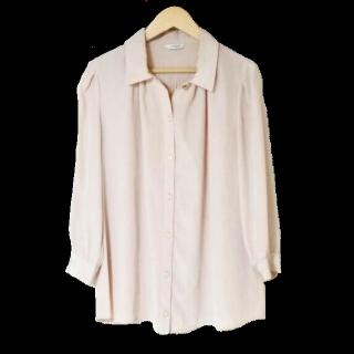 このコーデで使われているTOTALITEのシャツ/ブラウス[ピンク]