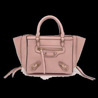 このコーデで使われているFIRANOのショルダーバッグ[ピンク]
