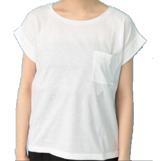 このコーデで使われているmysticのTシャツ/カットソー[ホワイト]