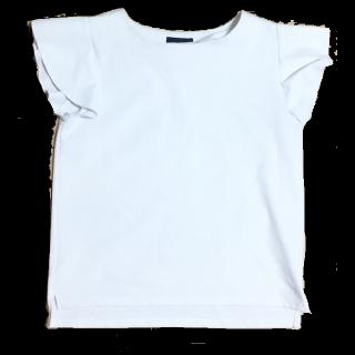 このコーデで使われているRe:EDITのTシャツ/カットソー[ホワイト]