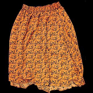 chocol raffine robeのフレアスカート