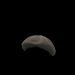 このコーデで使われているベレー帽[ブラウン]
